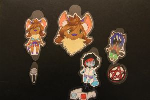 BADGES~ by Swim2theSun
