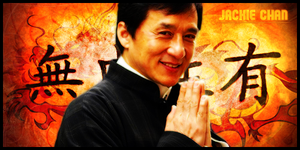 Jackie Chan by TheBigRedMonster