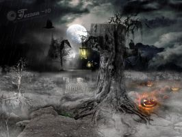 The tree of lost souls by Tdesignstudio
