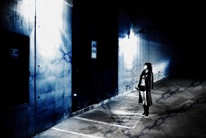 Black Rock Shooter - 2 by ImMuze