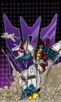 STARSCREAM by 1314