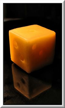 Swiss cheese... by Yancis