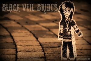 Andy Biersack - BvB by re-flamed