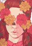 Floral Blindness by Pergoli