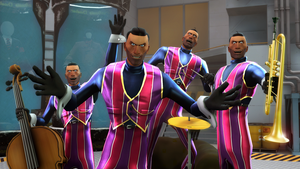 We Are Number One. Hey! Hey! by DarknessRingoGallery