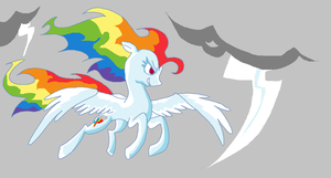 Super Rainbow Dash by warriorcats303