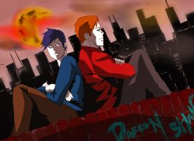 Back to Back by Radculas