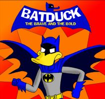 Batduck The Brave and the Bold by Dragon-Wing-Z