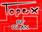Topex Stick Fight Clan Entry (Flipnote Anim) by TheBiomex