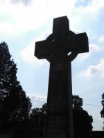 Celtic Cross No. 1 by Wiccanslyr