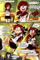 Capitulo 1 pag 1: What the Yuck... by Yumoe