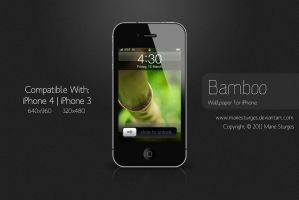 Bamboo for iPhone by mariesturges