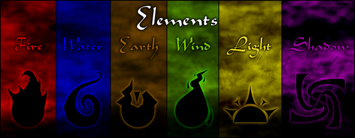 The Six Elements by HotSpot6