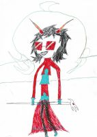 Alpha Terezi by Pinkbat5