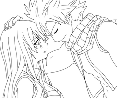 Fairy Tail Nalu by lewis543