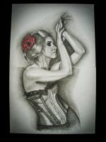 Corset Red by Clutch-MFD