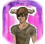 Horns by dewlashes