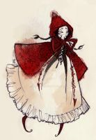 Red Riding Hood by Ink-Yami