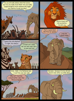 The First King, page 87 by HydraCarina