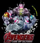 Age of Ultron!!! by vancamelot