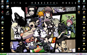 The world ends with you by Leerer-Raum