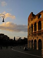 colosseum by magnesart