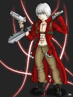 Dante DMC3 by MissMinority