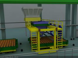 Concrete factory by tesherr
