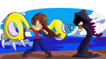 Wanna fight dood by Coonstito
