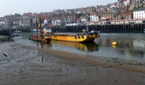 Whitby Harbour (11) by PaulineMoss