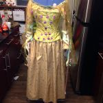 Padme Star Wars Picnic Dress Cosplay Costume by mch2020moehunt