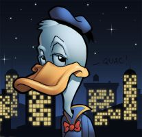 donald duck by shalomone