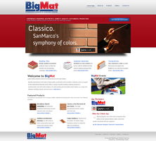 BigMat website by safialex83