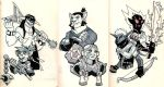 Moleskine: Dungeons and Dragons group 1 by chief-orc