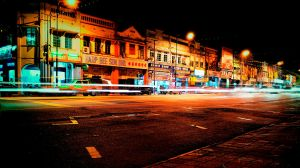 kuantan vintage road by 2ndflight