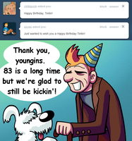 :: Ask Tintin: Answer 4 :: by Tigerman-exe