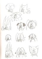 IMPLOSION FACES by laffatgravity