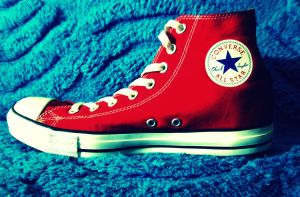 Converse - All Star by Juandii