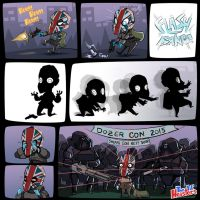 The Lil' Heisters - Flashbang Adventures by Sodano