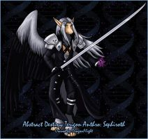 AD Charigon - Sephiroth by thedevilcat