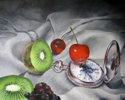 Time Still Life by Kayla-Noel