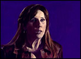 Donna Noble by kiwiisntfruit