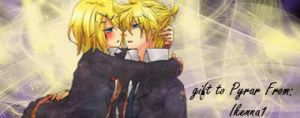 Rin and Len by Ikenna1