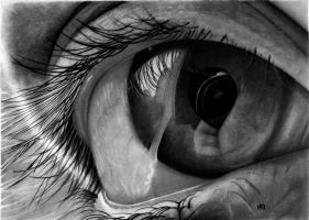 eye drawing 5 by hg-art