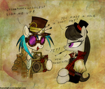 See, Scratch, steampunk is not that bad... by FoxInShadow