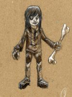 Black Metal Child by Axel13-Gallery