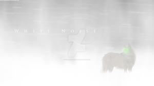 white . noise by xNorthbound