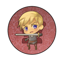 Arthur Chibi by Ween-E