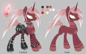 Unicorn Pony Auction #1 [CLOSED] by AlicornParty