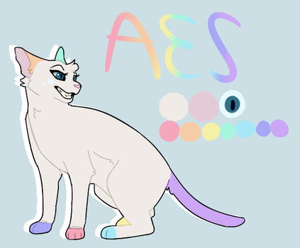 Aes Ref by aubderp
